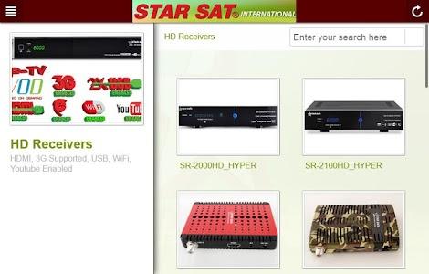 StarSat International screenshot 8