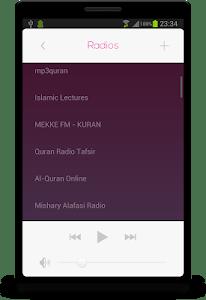 Islamic RADIO screenshot 5