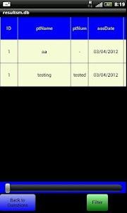 Mental Status Examination DS screenshot 1