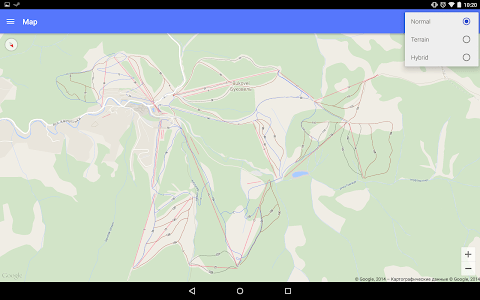 "Bukovel ""My SkiPass"" screenshot 10"