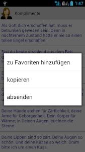 SMS: Beziehungen und Liebe screenshot 2