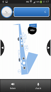 Pro Sax Fingerings screenshot 6