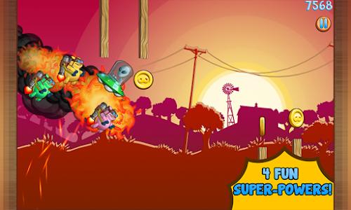 Jetpack Piggies Bros screenshot 6