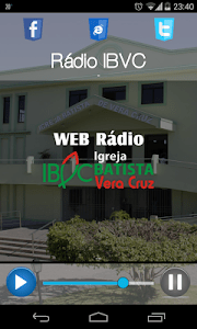 Rádio IBVC screenshot 0