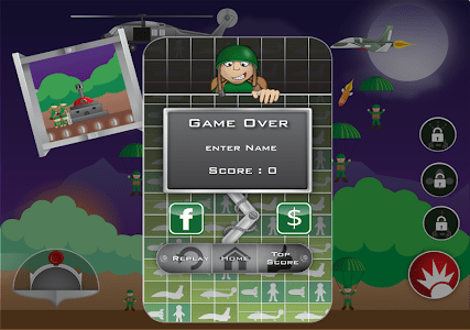 Air Strike Classic screenshot 10