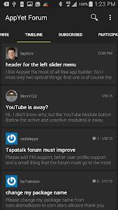 AppYet V3 Latest Dev Demo screenshot 2