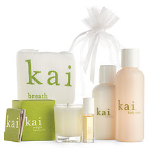 Kai Bath and Body Products