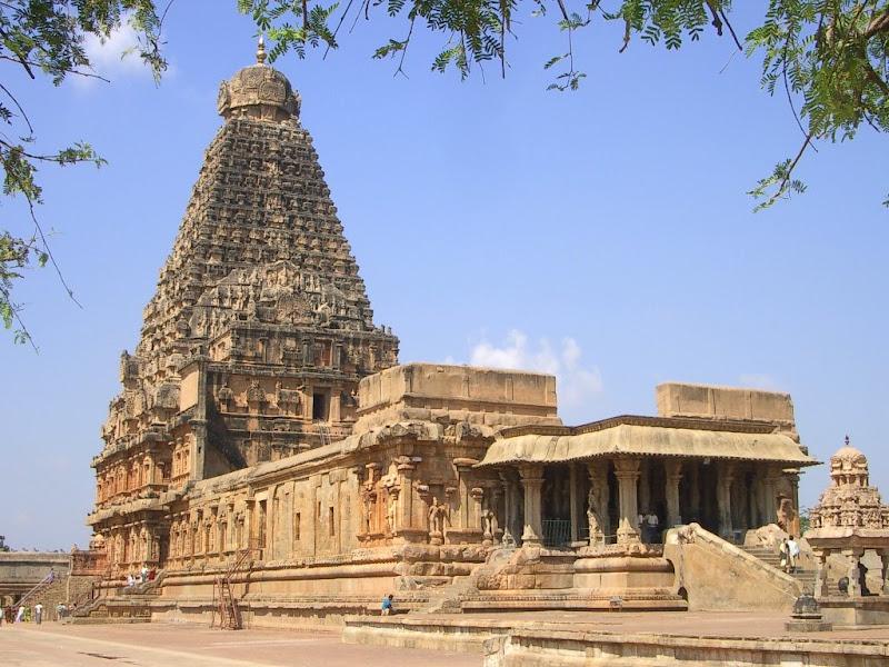 thanjavur temple