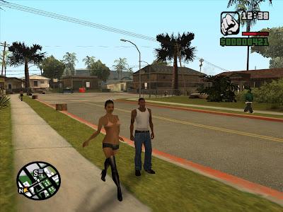 GTA SA PC