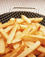 making french fries healthier