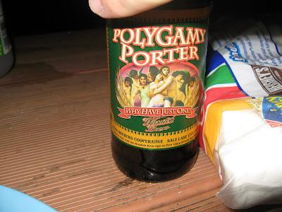 POLYGAMY beer