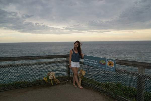 Australia Most Easterly point