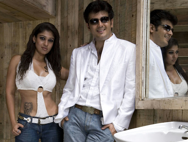 %25255BUNSET%25255D - Nayantara hot in Aegan with Ajith-Jaw dropping Images