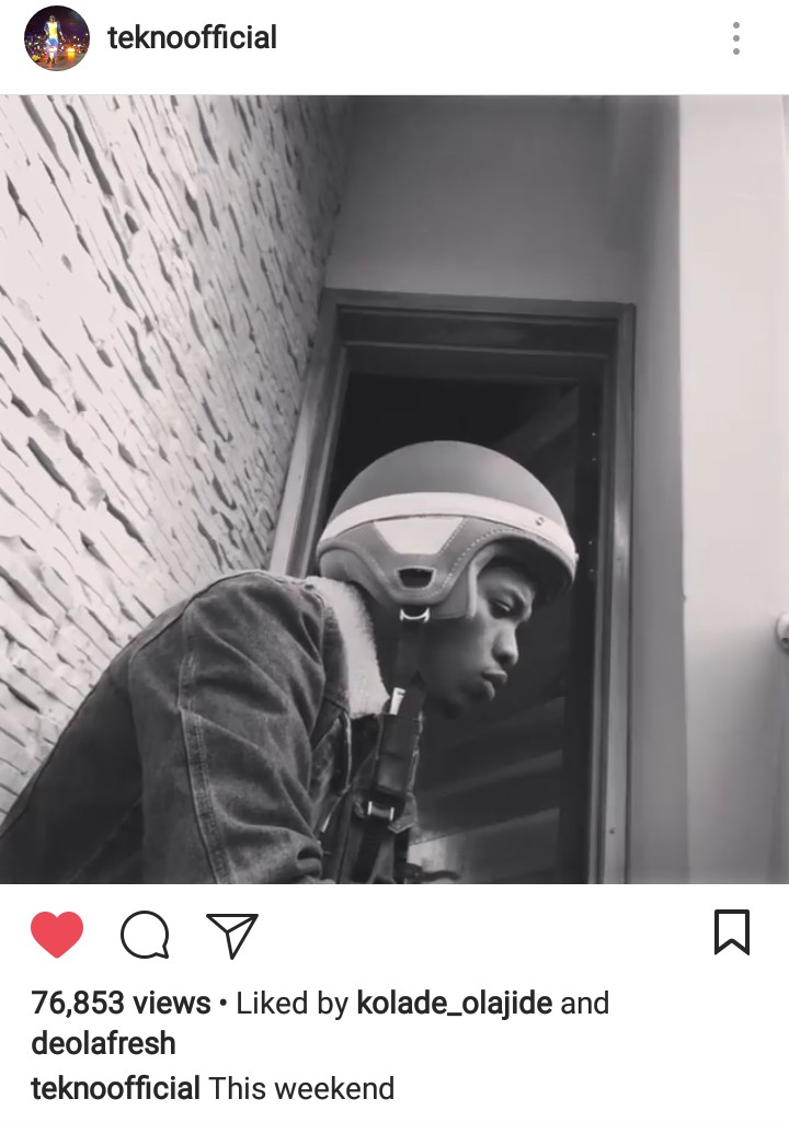 IMG_20180417_104450_593 Tekno Releases Teaser To His New Song, Drake Reacts (Pics)