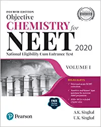 Pearson Objective Pdfs for NEET 2021