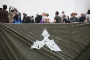 ConiglioViola. Pirate Camp The Stateless Pavillion