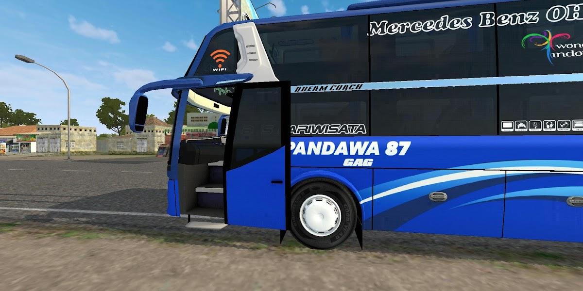 Jetbus 3+ Dream Coach, Jetbus 3+ Dream Coach bus Mod BUSSID, Jetbus 3+ Dream Coach Mod BUSSID, Mod Jetbus 3+ Dream Coach BUSSID, BUSSID Bus Mod, Mod BUSSID, Jetbus 3+ Mod BUSSID, Dream Coach mod BUSSID, MD Creation, SGCArena