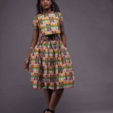 pretty look in kitenge designs 2016 and 2017