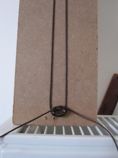 Chan Luu Style Leather Wrap Bracelet with Tutorial (3/6)