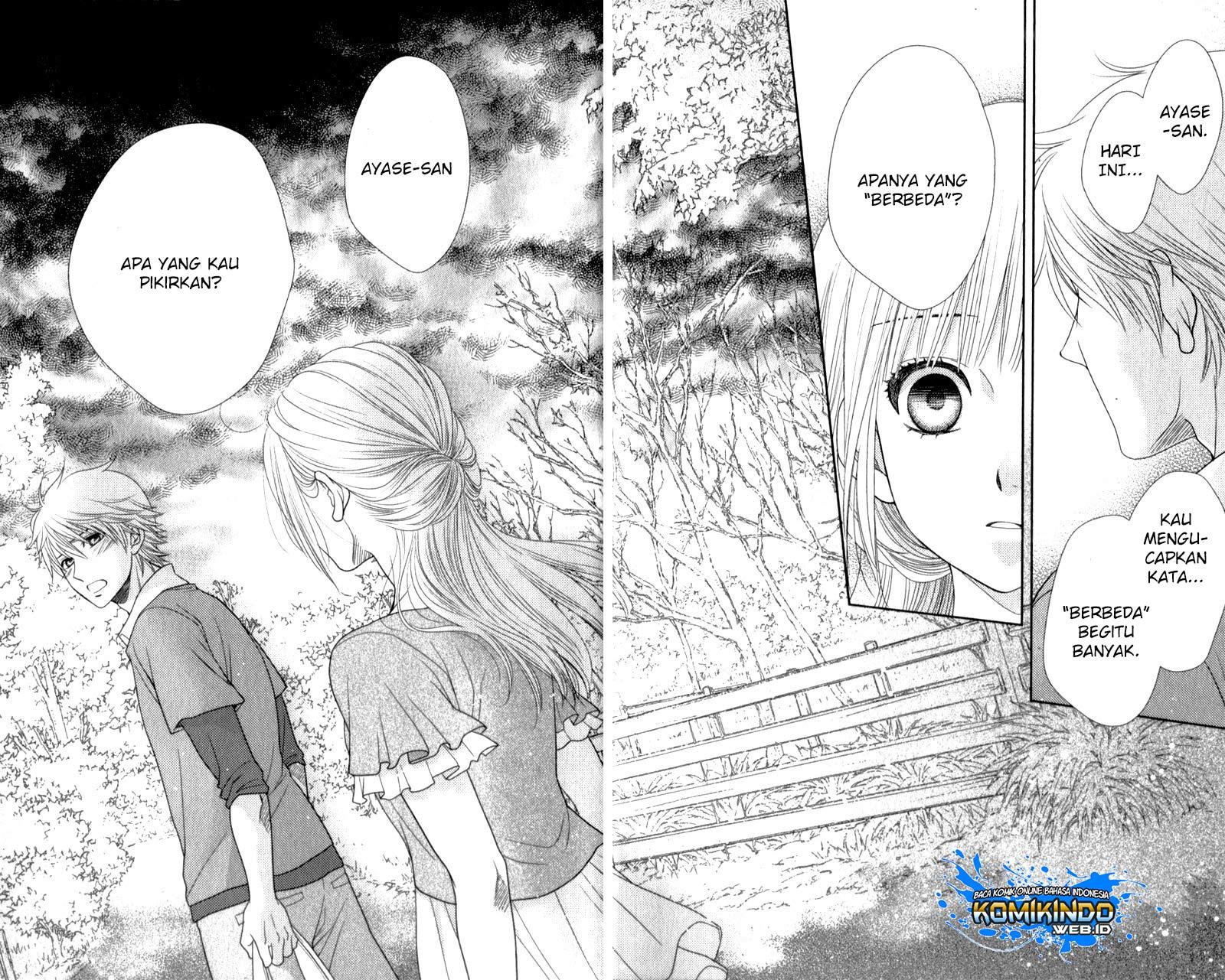 Nanoka no Kare: Chapter 15 - Page 41
