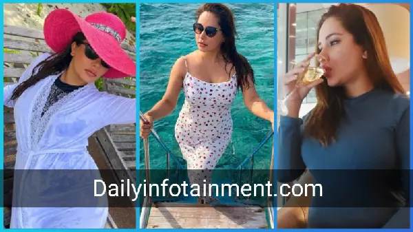 Beautiful Pictures of Actress Hajra Khan from Maldives