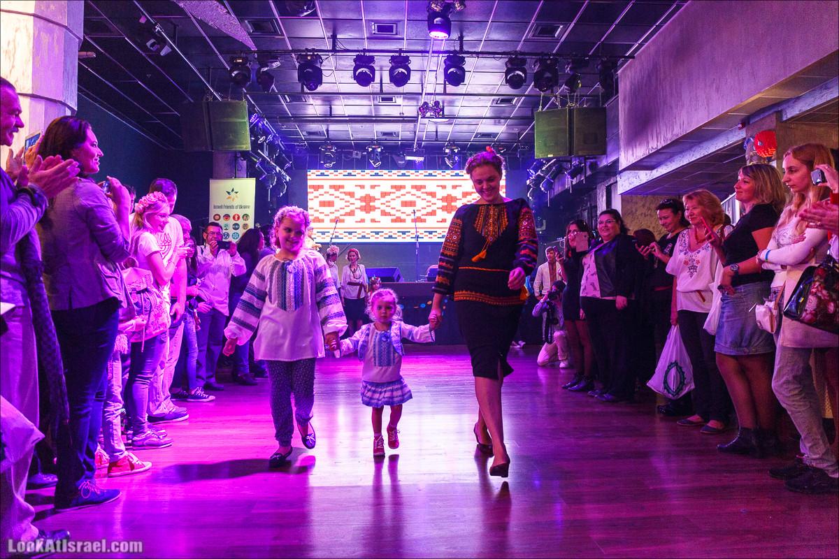 Фестиваль «Украинский стиль» | Fashion festival «Ukrainian style» | אירוע האופנה «Ukrainian style» | LookAtIsrael.com - Фото путешествия по Израилю