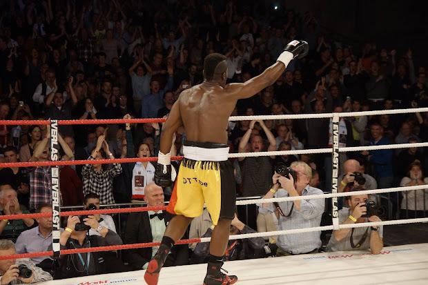 Yves Ngabu zegeviert na KO tegen Karakaplan