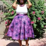 Plus size African Print Fashion