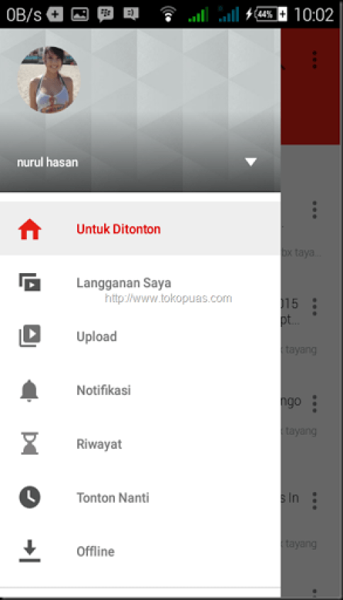 upload video youtube 1