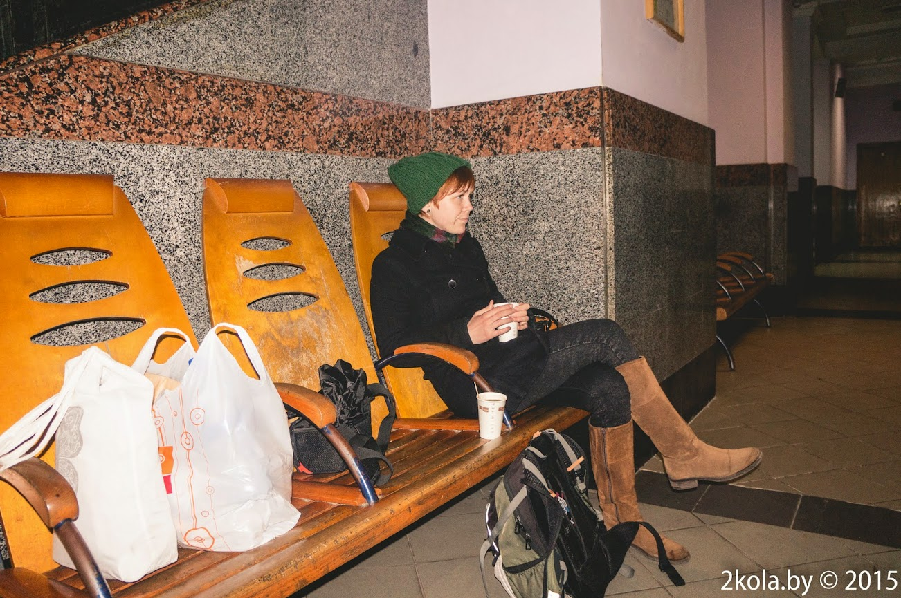 ЖД вокзал г Ковель