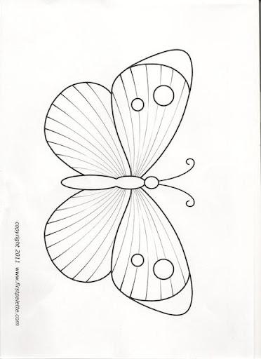Как се прави пеперуда от захарно тесто