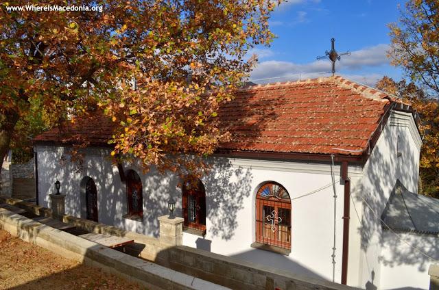 arhangel mihail skocivir 04 05 - Sv. Arhangel Mihail, Monastery near v. Skochivir - Photo Gallery