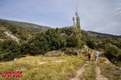 Junto a las colmenas ©aunpasodelacima