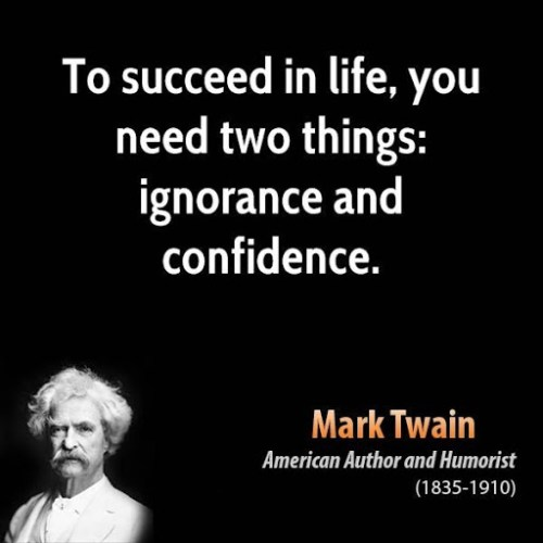 Motivational and success life quotes by Mark Twain