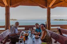 Lunch at Lake Skadar