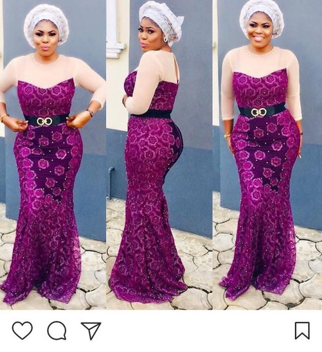ankara Lace Styles for Wedding