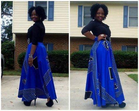 Fancy Chitenge Dresses Trends For Ladies Styles 7