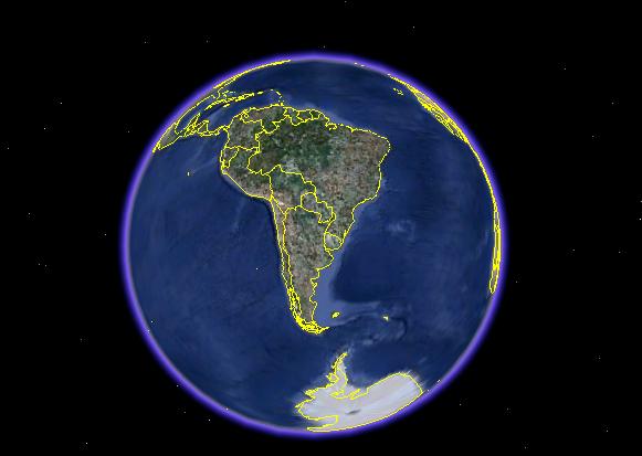 America del Sur