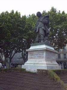Pierre Paul Riquet - creator of canal du Midi