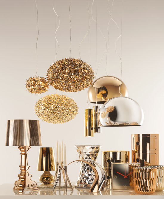 Decorar con oro