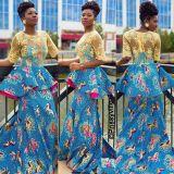 nigerian ankara skirt and blouse styles 2017