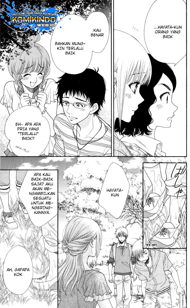 Nanoka no Kare: Chapter 15 - Page 22