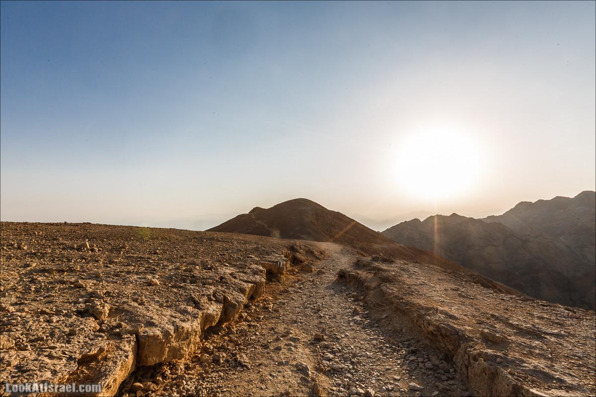 Гора Соломона (Шломо)   Mount Solomon (Shlomo)   הר שלומו   LookAtIsrael.com - Фото путешествия по Израилю