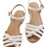 cute white sandals ideas 2016