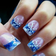 woundarful christmas creative nail art  styles 7