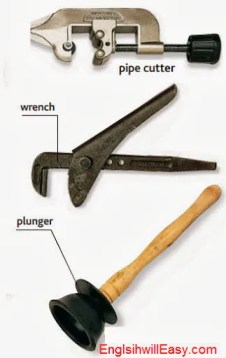 i-pipe cutter, i-wrench, i-pluger