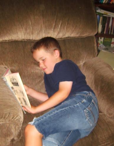 reading history homeschool