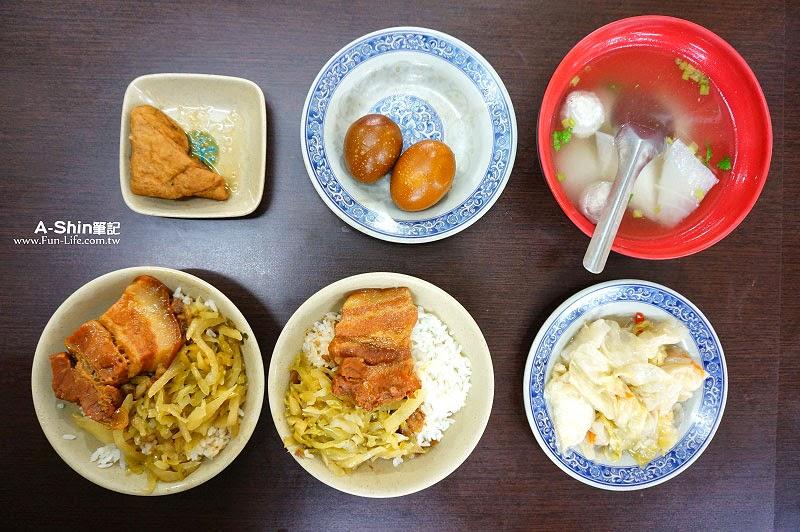 高雄自強夜市推薦美食-南豐魯肉飯-5
