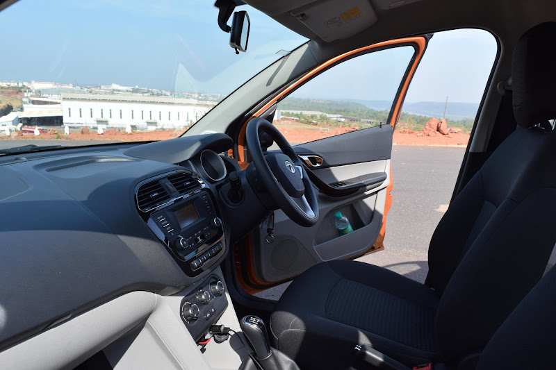 The well-finished interiors of the Zica