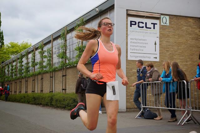 Hanne Vanclooster, Dwars over de Mandel